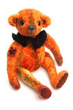 miś pluszowy niedźwiadkowy rocznik obrazy royalty free