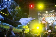 Mi φεστιβάλ 2018 πολυεθνικής συμφωνίας για τις επενδύσεις Στοκ Εικόνες