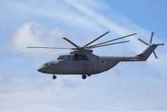 Mi-26 φωτοστέφανος Στοκ εικόνες με δικαίωμα ελεύθερης χρήσης