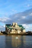MI6大厦 免版税库存照片