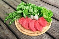 mięso Obraz Stock