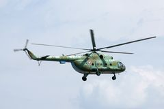 MI-17 Royalty Free Stock Images