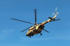 Mi-17 Zdjęcia Royalty Free