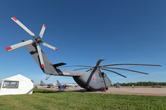 Mi-26 Immagini Stock