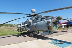 Mi-28 Стоковое фото RF