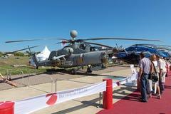 Mi-28 Стоковая Фотография RF