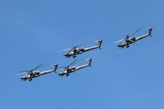 Mi-28 Zdjęcia Royalty Free