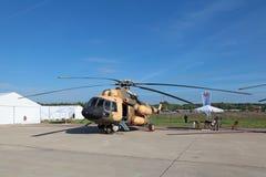 Mi-17 β-5 Στοκ εικόνα με δικαίωμα ελεύθερης χρήσης