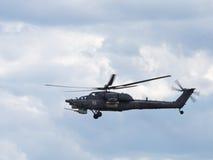Mi-28 Obrazy Stock