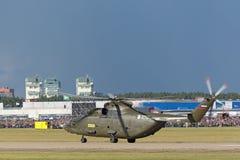 Mi-26 Στοκ φωτογραφία με δικαίωμα ελεύθερης χρήσης