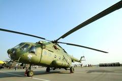 MI 8直升机 库存图片