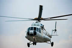 MI-8 Hip Royalty Free Stock Photo