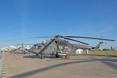 Mi-8AMTSh helikopter Obraz Stock