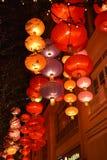 Mi-automne en Hong Kong Street photographie stock