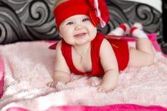 Mi bebé encantador Fotografía de archivo