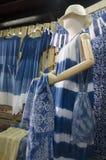Mi casa de moda de la tienda de la ropa en Nonthaburi, Tailandia Imagen de archivo libre de regalías