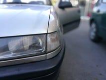 Mi coche viejo Opel Vectra A fotos de archivo