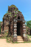 Mi complejo del templo del hijo - Vietnam Imágenes de archivo libres de regalías