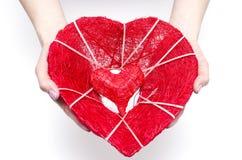 Mi corazón Foto de archivo libre de regalías