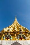 Mi día de fiesta en Wat Prakaw Fotos de archivo