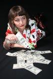 Mi dinero fotografía de archivo libre de regalías