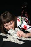 Mi dinero fotos de archivo
