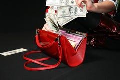 Mi dinero imagen de archivo