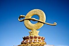 międzynarodowa emei góra Zdjęcie Stock