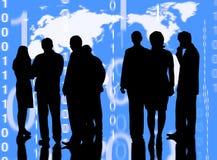 międzynarodowy biznes Fotografia Stock