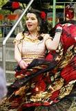 Międzynarodowy folkloru festiwal CIOFF 2016 Obrazy Stock