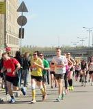 Międzynarodowy maraton Obrazy Royalty Free