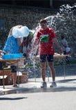 międzynarodowy maraton Riga Zdjęcie Royalty Free