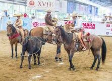 Międzynarodowy Mariachi & Charros festiwal Obraz Stock