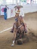 Międzynarodowy Mariachi & Charros festiwal Zdjęcie Stock