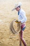 Międzynarodowy Mariachi & Charros festiwal Zdjęcia Stock