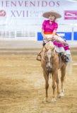 Międzynarodowy Mariachi & Charros festiwal Obraz Royalty Free