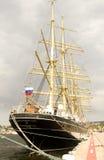 Międzynarodowy regatta, Varna Zdjęcia Royalty Free