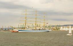 Międzynarodowy regatta, Varna Zdjęcie Stock