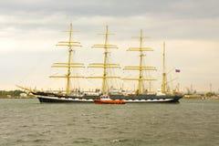 Międzynarodowy regatta, Varna Fotografia Stock