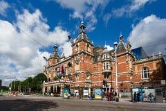 Międzynarodowy teatr Amsterdam Zdjęcia Stock