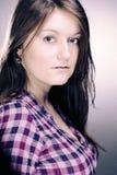 miłe dziewczyny studio Zdjęcie Stock
