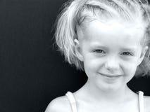 Mi futuro blanco y negro Fotos de archivo libres de regalías