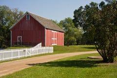 Mi grange de 19ème siècle Image libre de droits
