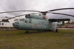 Mi-6 haakhelikopter Royalty-vrije Stock Foto's