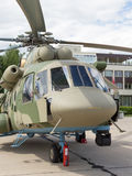 MI-8 helicopter Royalty Free Stock Photography