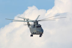 Mi-26 helicopter Stock Photo