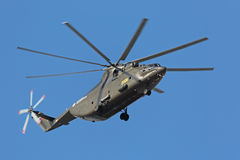 Mi-26 helicopter Royalty Free Stock Image