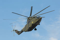 Mi-26 helikopter Stock Foto