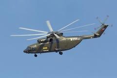 Mi-26 helikopter Royalty-vrije Stock Foto's
