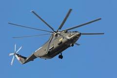 Mi-26 helikopter Royalty-vrije Stock Afbeelding